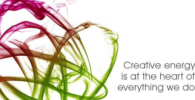 Creative energy is at the heart of everything Pritchards do